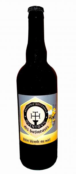 Bière Quentovic des Butineuses
