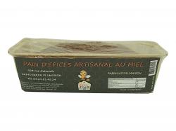 Pain d'épices artisanal
