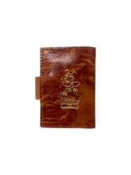 Porte cartes de crédit livre Histoire d'Abeille