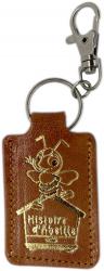 Porte clef avec mousqueton