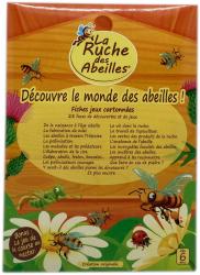 Pochette éducative: La ruche des abeilles