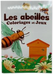 Les abeilles coloriages et jeux