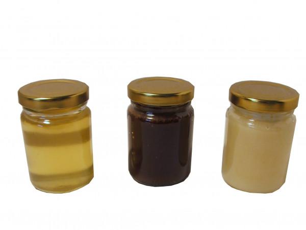 Pots de miel de 125g