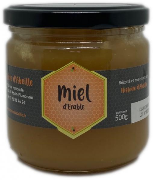 Miel d'Erable