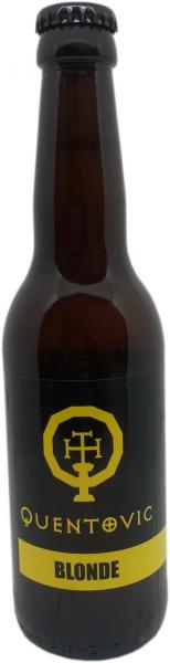 Les bières de la brasserie Quentovic
