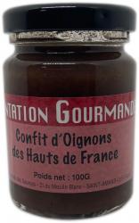 Confit d'échalotes des Hauts de France